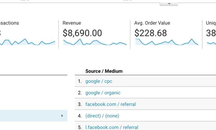 eCommerce Analytics Setup
